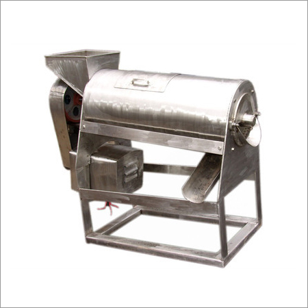 Fruits And Vegetable Pulping Machine