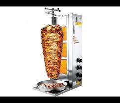chicken shawarma machine2,3 burner