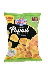Papad Cream n Onion