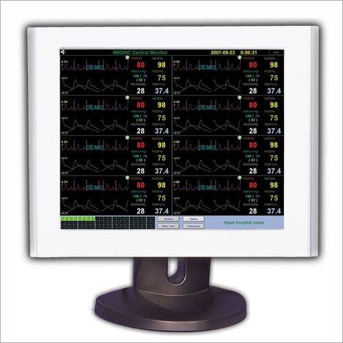 Schiller Multi-Parameter Truscope Central Station