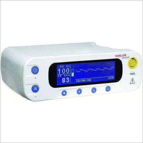 Schiller Oxywave Pulse Oximeter Machine
