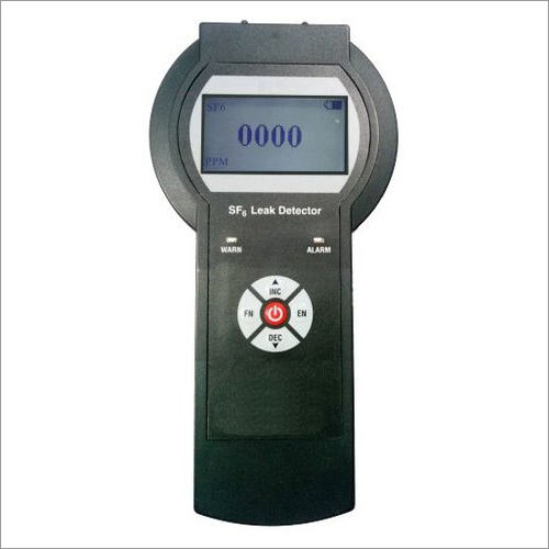 Portable NDIR Based SF6 Gas Leak Detector
