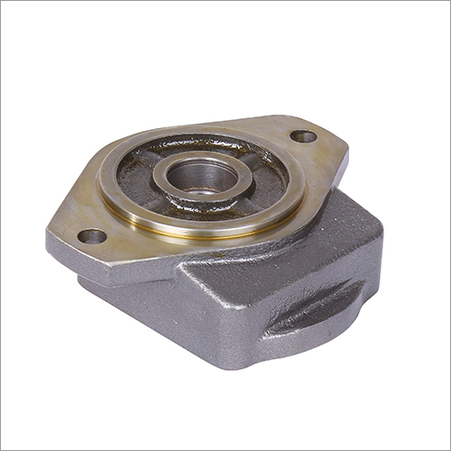 3DX Hydraulic Flange Plate For JCB