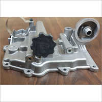 JCB Cooler Assembly Plate With Clamp