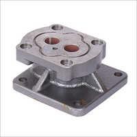 L And T Suryansh Hydraulic Pump Flange Plate
