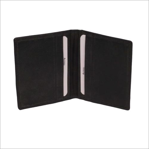 Folded Credit Card Holder