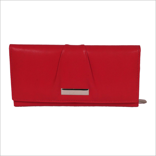 Red Color Ladies Clutch
