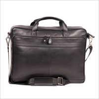 Office Pure Leather Portfolio Bag