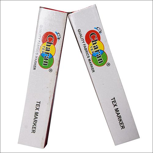 Grey Fabric Marker Pen