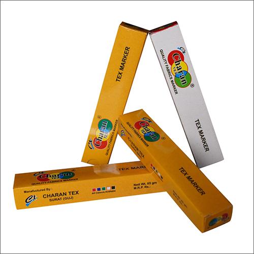 Yellow Tex Marker Pen