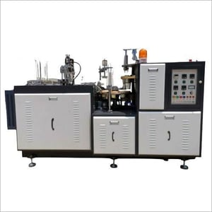 Forming Glass And Paper Cup Making Machine