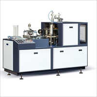 Fully High Speed Paper Cup Making Machine