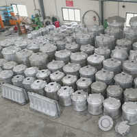 Fabricated MS & SS Water Tank Moulds