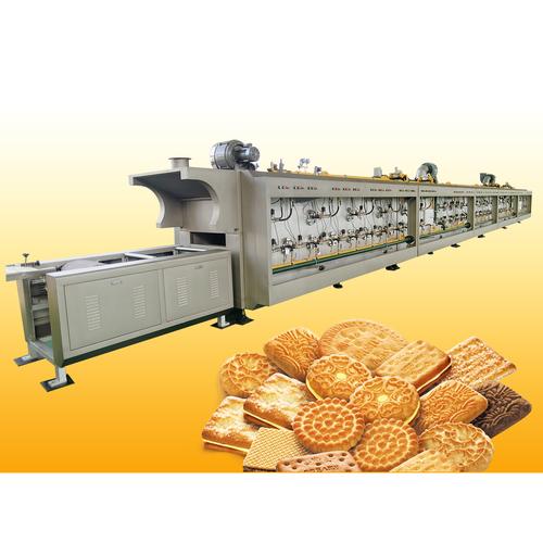 biscuit baking oven machine  biscuit oven
