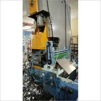 Double Cavity Aluminum Foil Container Making Machine
