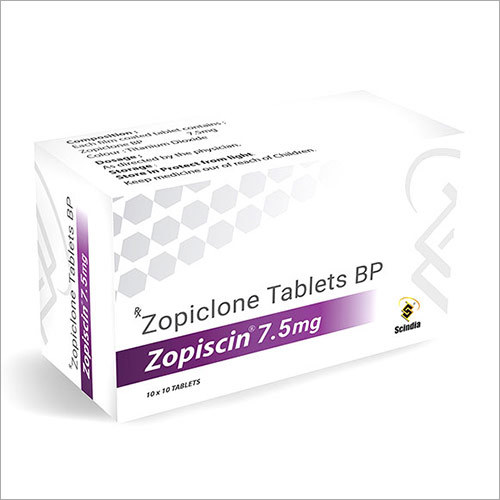 Zopiscin 7.5 mg