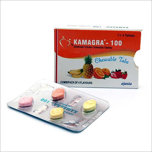 Kamagra Soft Chewable 100 mg