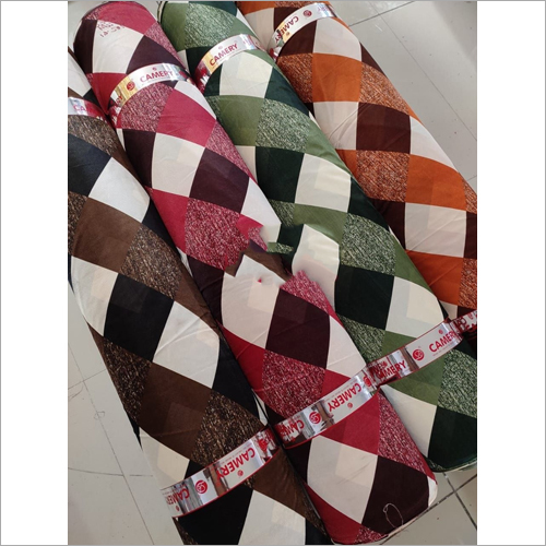 48 Inch Warp Knitted Printed Fabric
