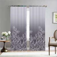 Jaguar Digital Printed Curtain Fabric