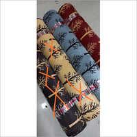 4.50 MTR Long Crush Printed Fabric