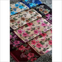 8.50 Mtr Warp Knitted Printed Curtain Fabric