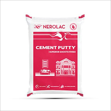 Nerolac Superior Smooth Finish Cement Putty