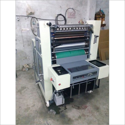 Automatic Offset Color Printing Machine