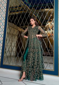 Long Aachkan Salwar Suit
