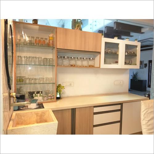 Residence Modular Kitchen Interior Designers Services