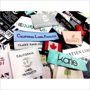 Customize Woven Label