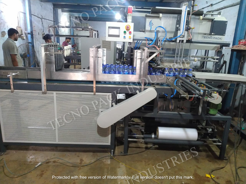 High Speed Shrink Wrapping Machine