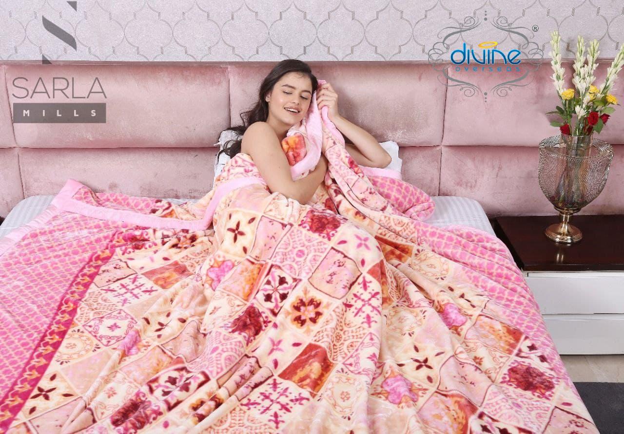 Aaram Cloudy Blanket ( Luxurious Soft Mink Blanket)