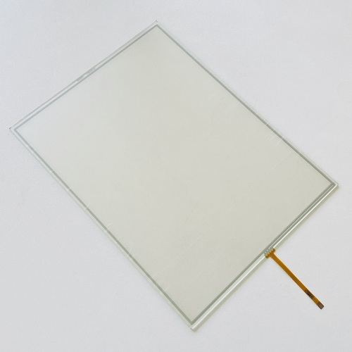4 wire resistive touch screen panel