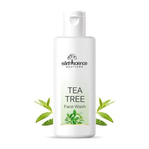 Earth Science Tea Tree Face wash 200 gm