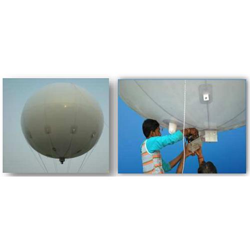 Aerial-surveillance Tethered Sky Balloon
