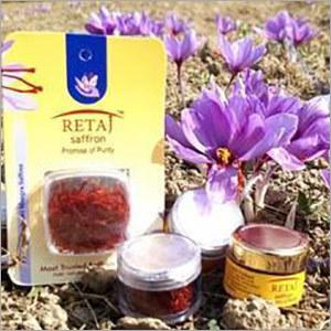 0.5 gm Retaj Blister Card Kashmiri Saffron