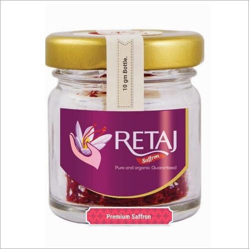 10 gm Retaj Organic Premium Kashmiri Saffron