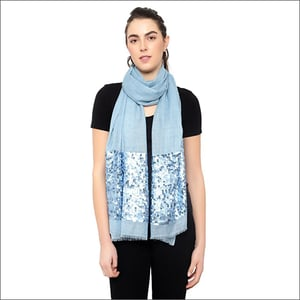 Sequence Work Printed Shawls