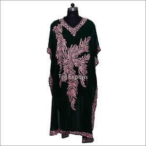 Ladies Fine Embroidery Kaftans