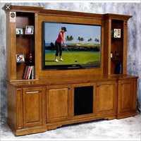 Modern TV Cabinet Hotel Interior Services
