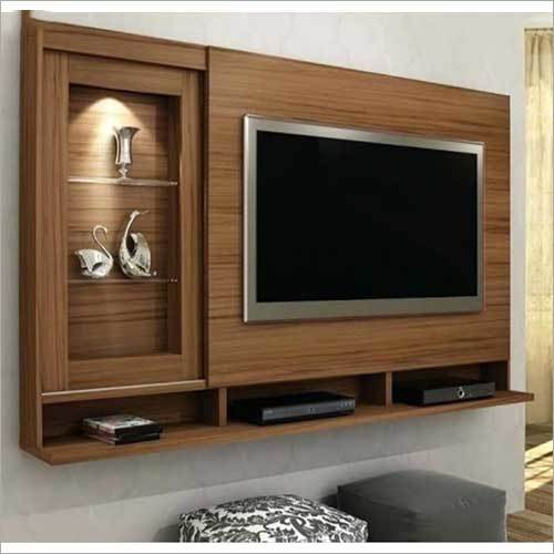 Modern Wall Mounted TV Unit Hotel Interior Services