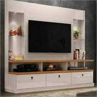 Wall Mounted TV Unit Hotel Interior Work Room Services