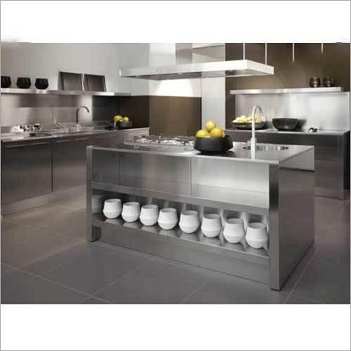 SS Modern Kitchen