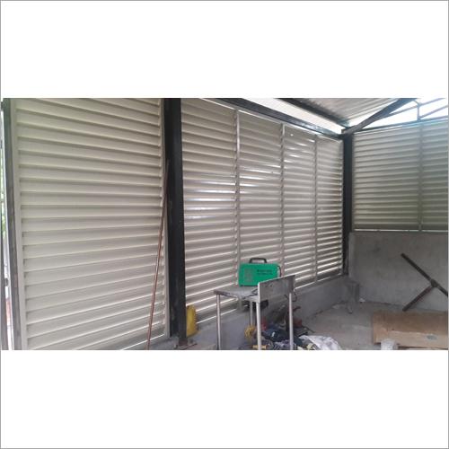 Exterior Aluminium Louvers