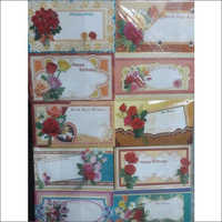 Gift Tags Sticker