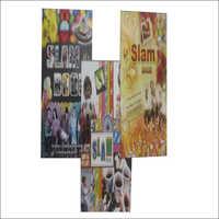 Printed Slam Book