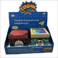Cardboard Explosion Gift Box