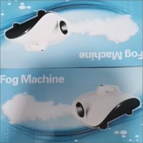 Atomic Fog Machine