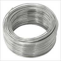 Silver Galvanized Iron Wire