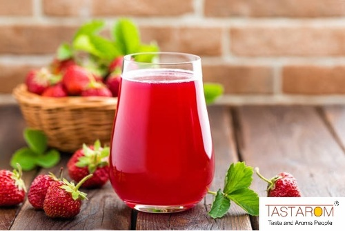 Strawberry Emulsion